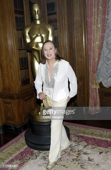 Rita Gam during The Academy of Motion Picture Arts and Sciences Official New York Oscar Night 2006 Celebration at St Regis Hotel in New York City New...