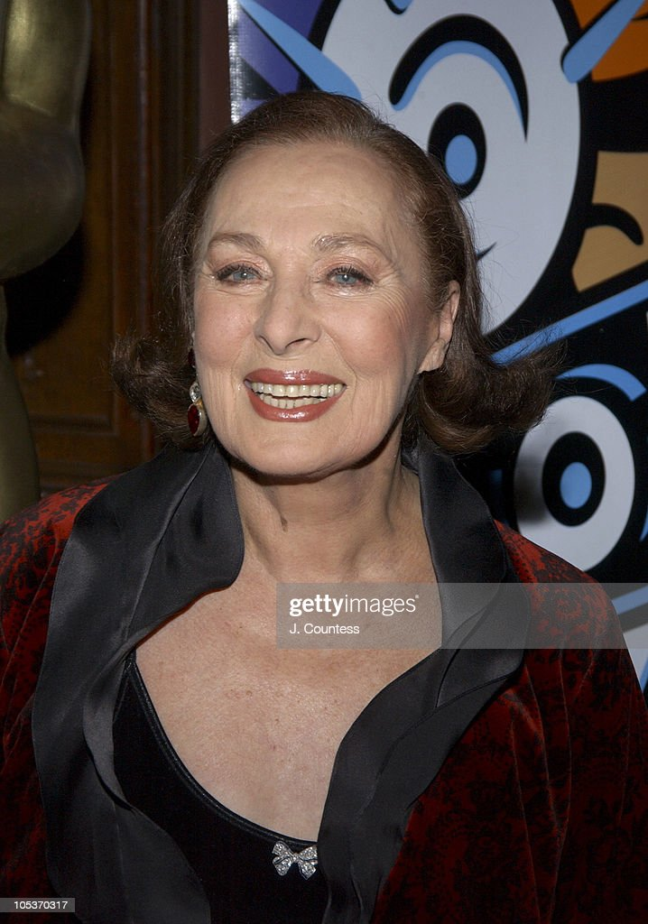Rita Gam during The Academy of Motion Picture Arts & Sciences 2004 Oscar Night Party at Le Cirque 2000 in New York City, United States.