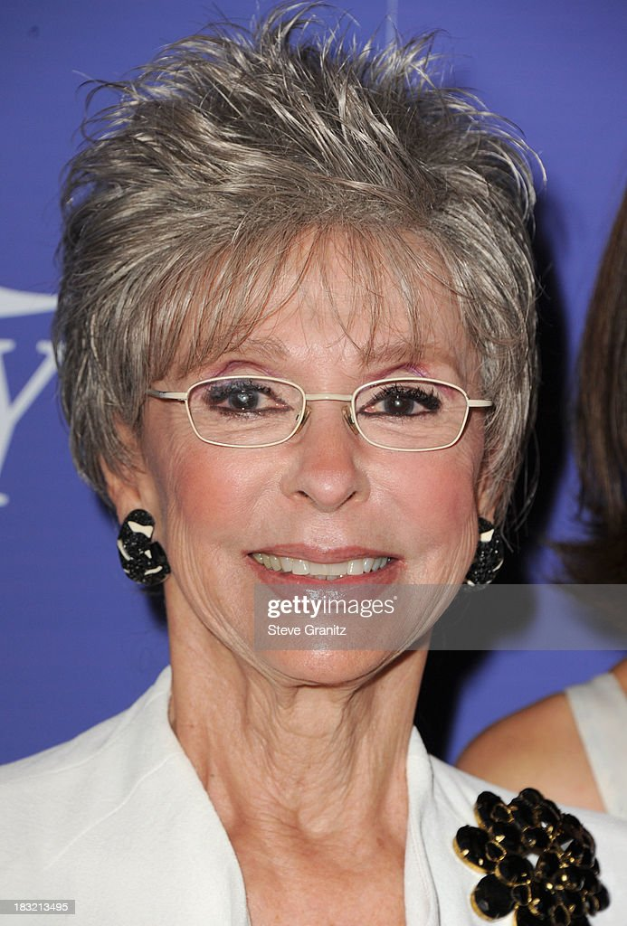 Rita Moreno arrives at the Variety's 5th Annual Power Of Women Event at the Beverly Wilshire Four Seasons Hotel on October 4, 2013 in Beverly Hills, California.