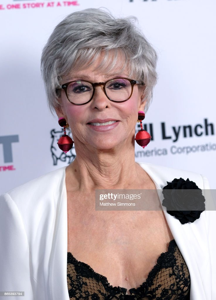 Rita Moreno at the 13th Annual Outfest Legacy Awards at Vibiana on October 22, 2017 in Los Angeles, California.
