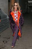 London Celebrity Sightings -  October 20, 2017