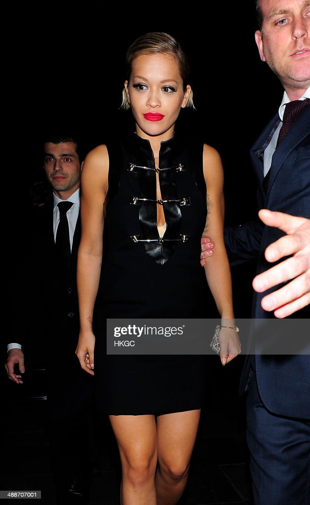 <a gi-track='captionPersonalityLinkClicked' href=/galleries/search?phrase=Rita+Ora&family=editorial&specificpeople=5686485 ng-click='$event.stopPropagation()'>Rita Ora</a> attends and Performs at Gabrielle's Angel Foundation for Cancer Research UK hosts its third annual 'Gabrielle's Gala' fundraiser, at Old Billingsgate on May 7, 2014 in London, England.