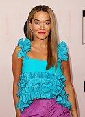 Rita Ora Hosts 26th Annual LA Art Show Opening Night...