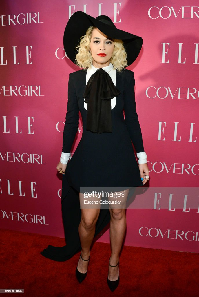 <a gi-track='captionPersonalityLinkClicked' href=/galleries/search?phrase=Rita+Ora&family=editorial&specificpeople=5686485 ng-click='$event.stopPropagation()'>Rita Ora</a> attends the 4th annual ELLE Women in Music Celebration at The Edison Ballroom on April 10, 2013 in New York City.