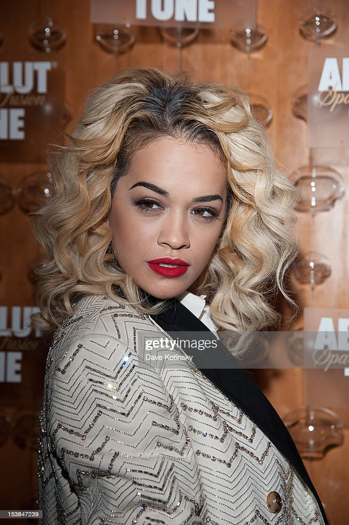 <a gi-track='captionPersonalityLinkClicked' href=/galleries/search?phrase=Rita+Ora&family=editorial&specificpeople=5686485 ng-click='$event.stopPropagation()'>Rita Ora</a> attends the Absolut Tune Launch Party at The Top of The Standard on October 9, 2012 in New York City.