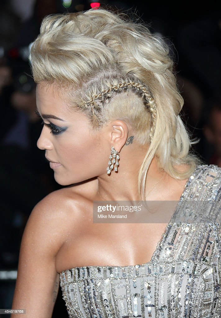 Rita Ora attends the GQ Men of the Year awards at The Royal Opera House on September 2, 2014 in London, England.