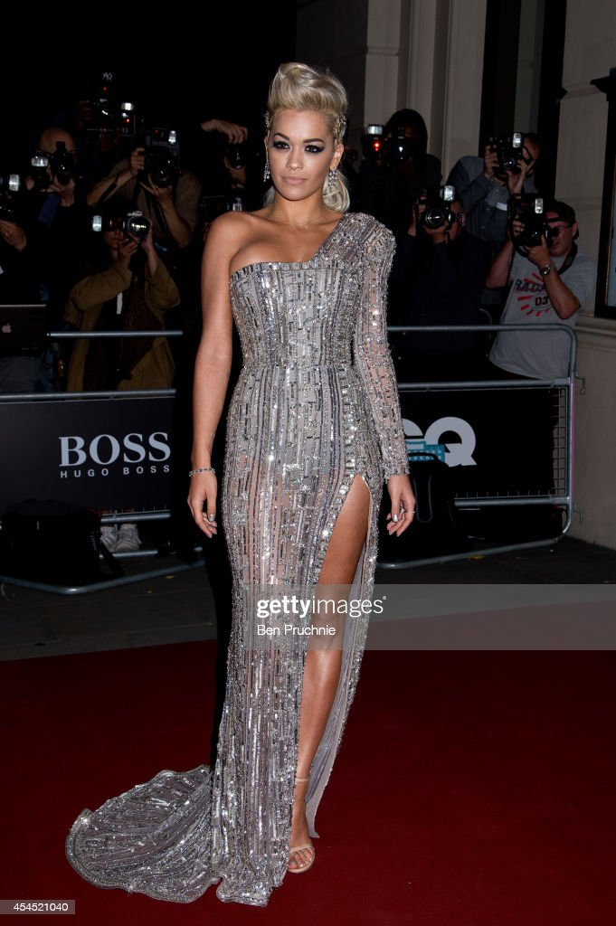 <a gi-track='captionPersonalityLinkClicked' href=/galleries/search?phrase=Rita+Ora&family=editorial&specificpeople=5686485 ng-click='$event.stopPropagation()'>Rita Ora</a> attends the GQ men of the year awards at The Royal Opera House on September 2, 2014 in London, England.