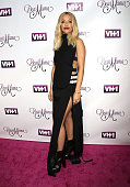 Rita Ora attends VH1's 'Dear Mama' Taping at St Bartholomew's Church on May 3 2016 in New York City