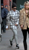 Rita Ora is seen on March 13 2014 in New York City