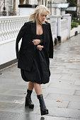 London Celebrity Sightings -  November 19, 2018