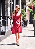 Rita Ora seen on the streets of Manhattan on July 22 2016 in New York City