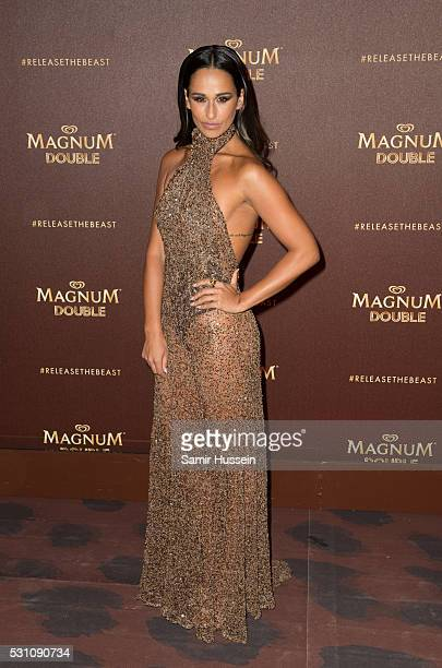Rita Pereira attends the Magnum Doubles Party at the annual 69th Cannes Film Festival at Plage Magnum on May 12 2016 in Cannes France