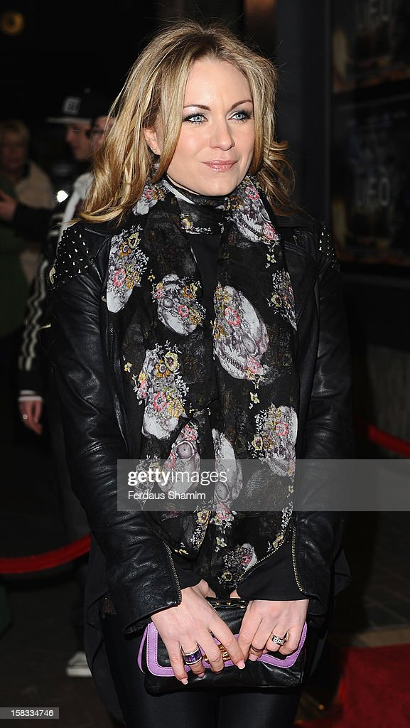 <a gi-track='captionPersonalityLinkClicked' href=/galleries/search?phrase=Rita+Simons&family=editorial&specificpeople=4604680 ng-click='$event.stopPropagation()'>Rita Simons</a> attends the UK Premiere of 'UFO' on December 13, 2012 in London, England.