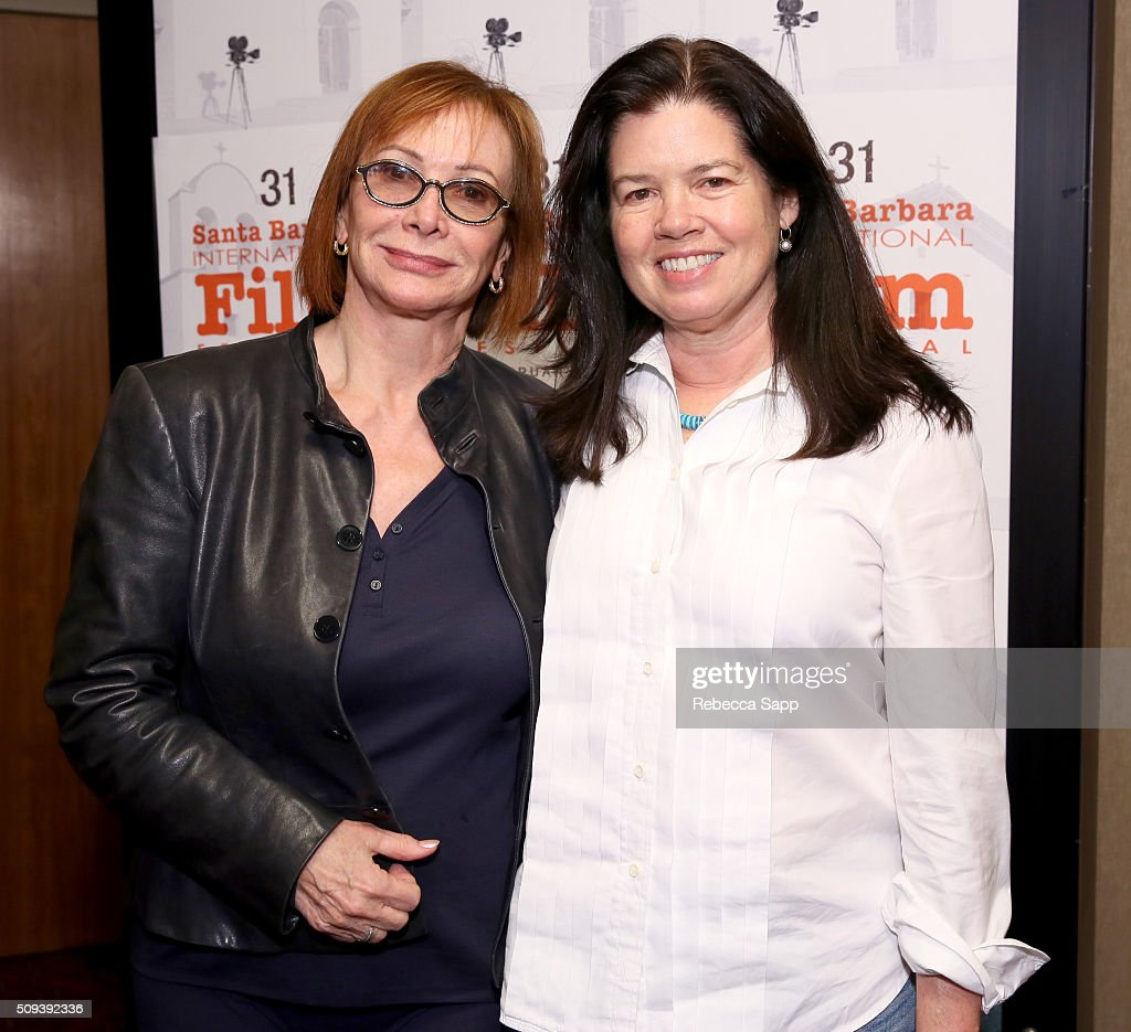 Rita Wexler and Director Pamela Yates attend the 'Rebel Citizen' Q&A at the Metro 2 at the 31st Santa Barbara International Film Festival on February 10, 2016 in Santa Barbara, California.