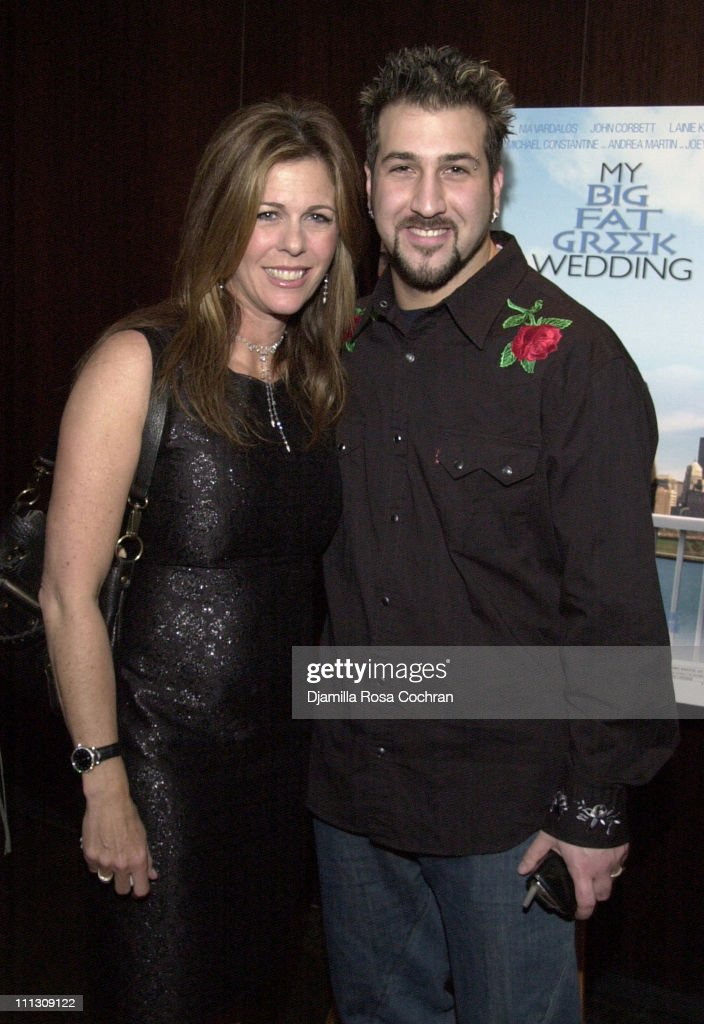 "New York Premiere of ""My Big Fat Greek Wedding"""
