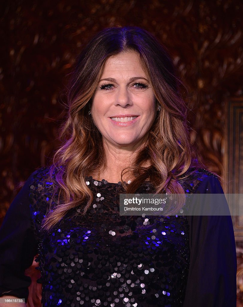 Rita Wilson attends the 54 Press Preview at 54 Below on April 12, 2013 in New York City.