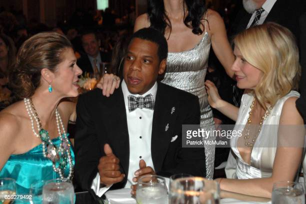 Rita Wilson Jay Z and Gwyneth Paltrow attend Unforgettable Evening Benefiting The Entertainment Industry Foundation at Beverly Wilshire Hotel on...