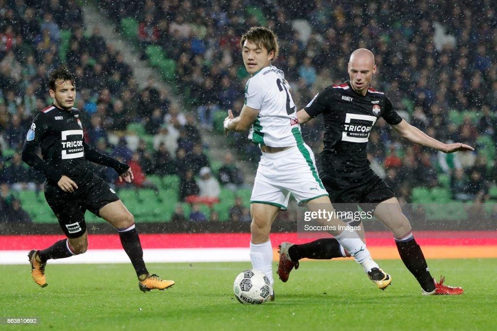 FC Groningen v Willem II - Dutch Eridivisie