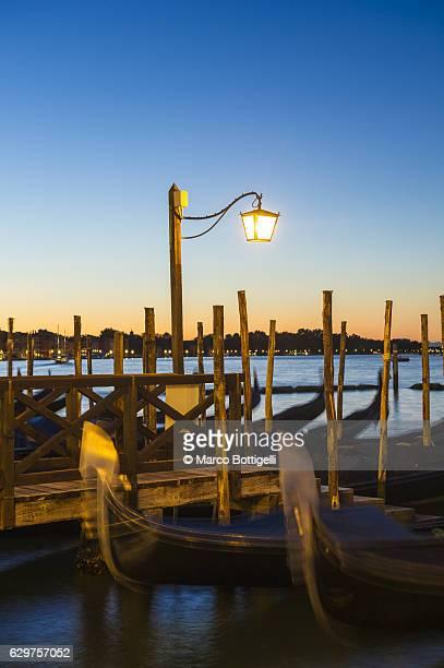 Riva degli Schiavoni, Venice, Veneto, Italy.