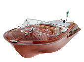 Riva Modellboot Miniatur