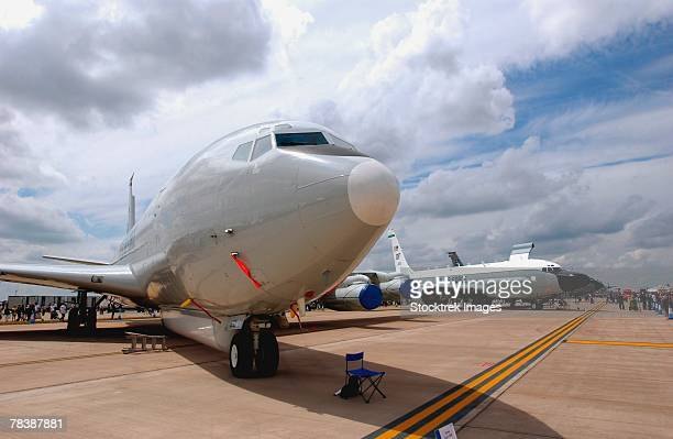 A RC-135 Rive Joint Aircraft