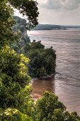 River Bluff view