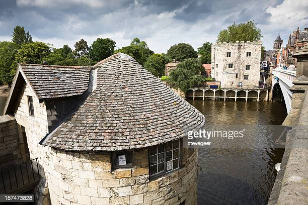 River Bridge et Tower, à York