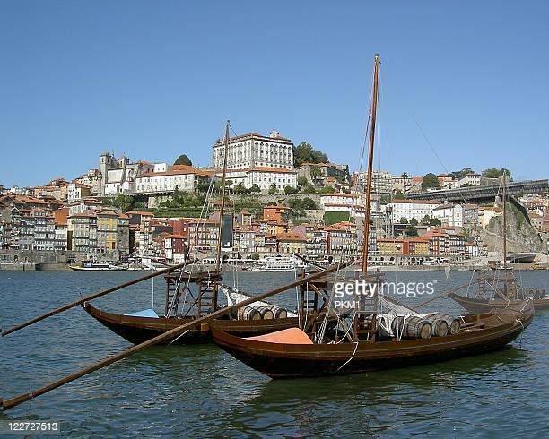 River Douro Port Wine Boats