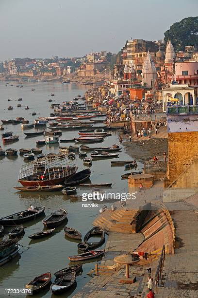 River Ganges in Varanasi