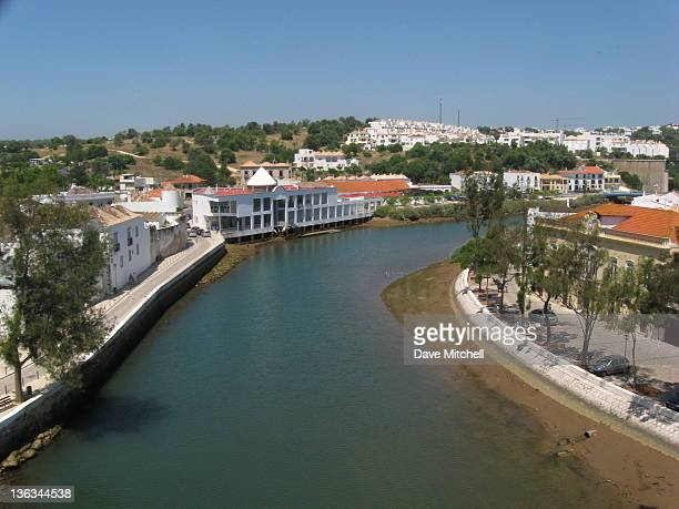 River Gilao at Tavira
