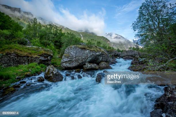 River in Hardanger, Norway