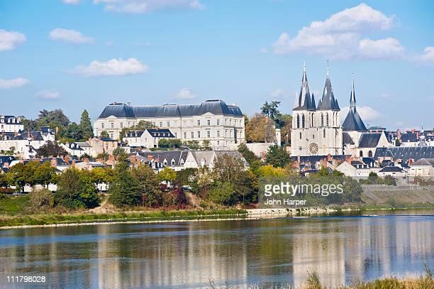 River Loire, Blois, Touraine, France