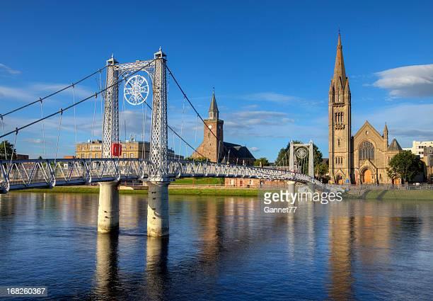 River Ness Footbridge, Inverness