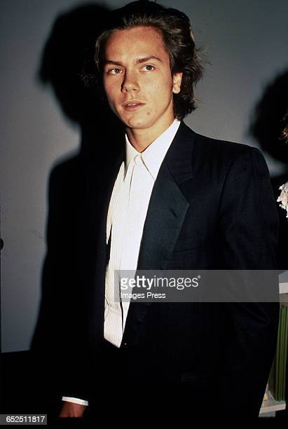 River Phoenix circa 1989 in New York City