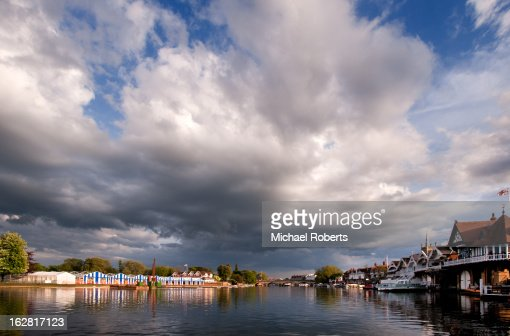 River Thames at Henley during regatta