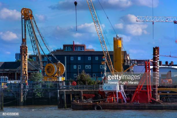 River Thames, Tideway, Industrial, Nautical Project