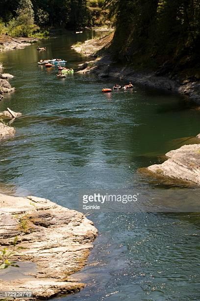 Fluss-Schläuche