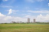 河川敷 東京