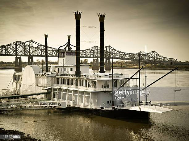 Riverboat on the Mississippi