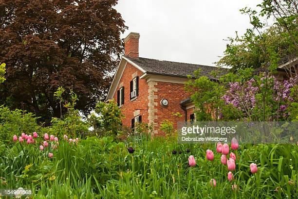 Riverdale Farm Spring Garden