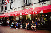 Riverfront Sweets and Candy Store.