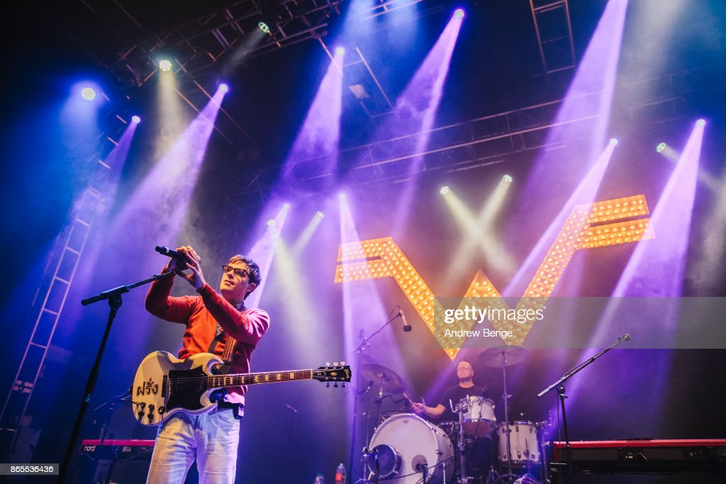 Weezer Perform At O2 Academy In Leeds