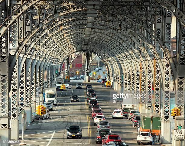 Riverside Drive Viaduct, Harlem, Upper Manhattan, New York City