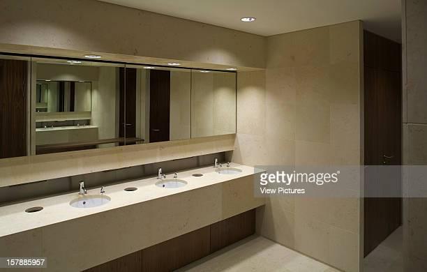Riverside One Offices Dublin Ireland Architect Scott Tallon Walker Riverside One Offices Toilet