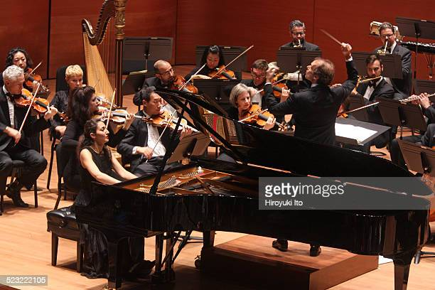 Riverside Symphony performing at Alice Tully Hall on Saturday night November 1 2014This imageHelene Tysman playing Faure and Chopin with the...