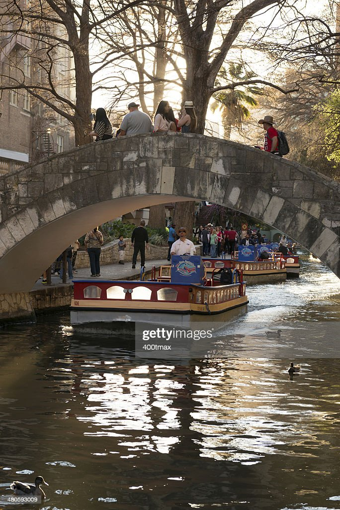 Riverwalk : Stock Photo
