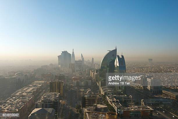Riyadh, capital of Saudi Arabia