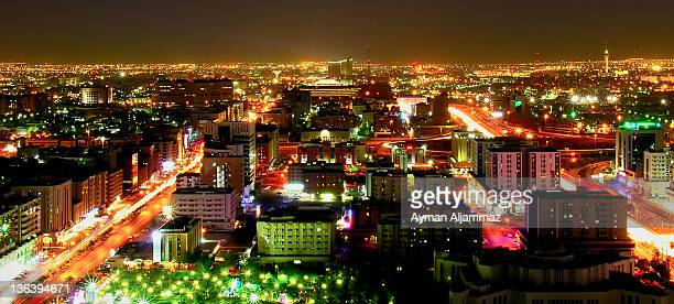 Riyadh night