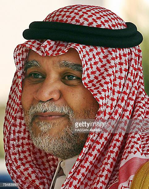 Prince Bandar bin Sultan bin Abdul Aziz alSaud Saudi national security council secretary general and former Saudi ambassador to the United States...