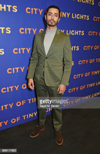 Riz Ahmed attends a photocall for 'City Of Tiny Lights' at the BFI Southbank on March 28 2017 in London England